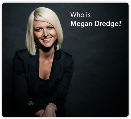 who is megan dredge?