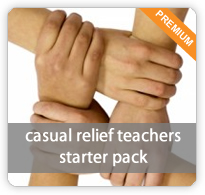 Casual Relief Teachers Starter Pack