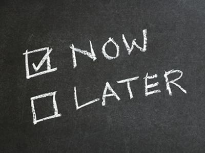 Procrastination - 11 Ways To Beat