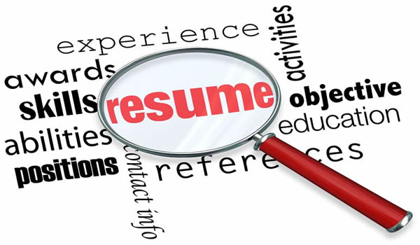 Attractive Resume Writing 10 Practical Formatting Tips Intended Resume Writing