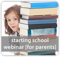 starting school webinar